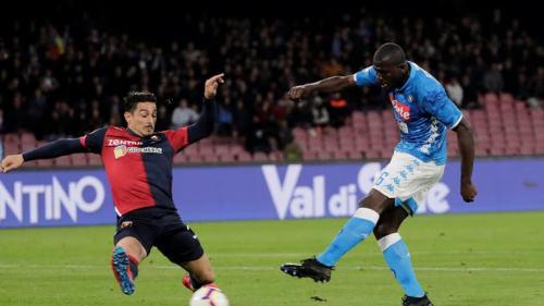Laga Napoli Vs Genoa Berakhir Imbang 1 1 Okezone Bola