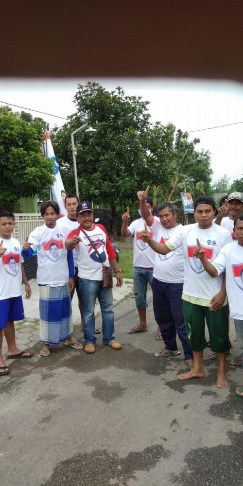 Perindo Sidoarjo Gelar Fogging di Desa Simpang dan Bulang, Kecamatan Prambon (foto: Syaiful Islam/Okezone)