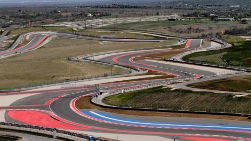 Salah satu bagian Circuit of The America (Foto: Laman resmi MotoGP)