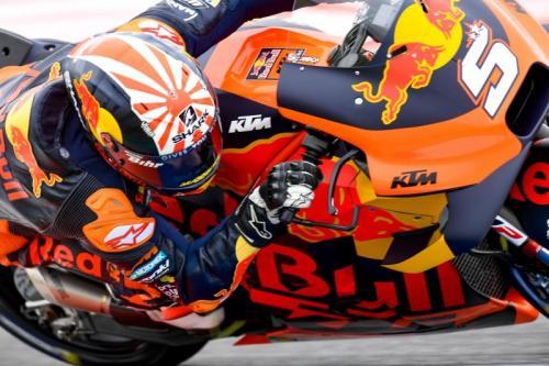 Penampilan Johann Zarco di MotoGP 2019