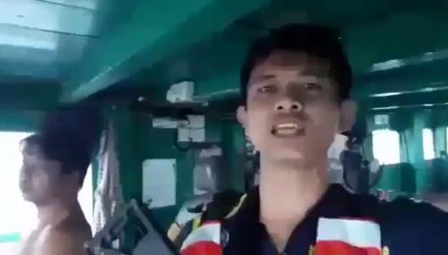 Awak Kapal Patroli RI