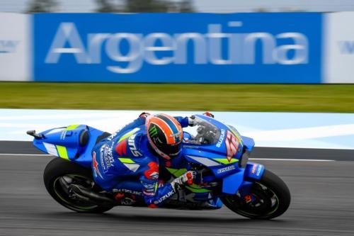 Alex Rins di MotoGP 2019