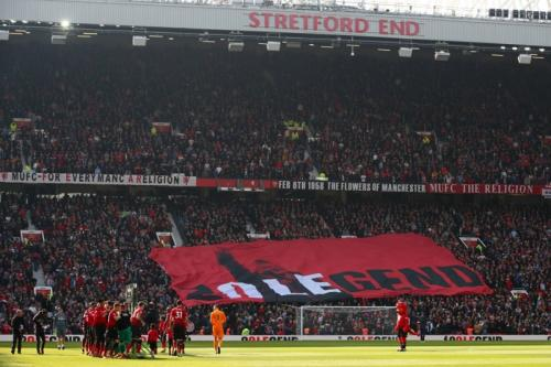 Stadion Old Trafford cukup angker buat Liverpool