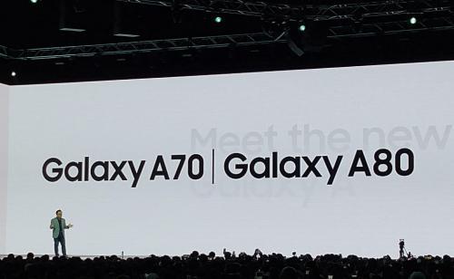 Samsung A80 Segera Meluncur di Indonesia