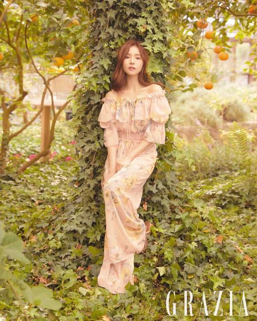 Shin Se Kyung menjalani profesi sebagai YouTuber