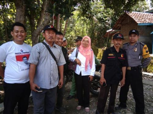 DPD Partai Perindo Sragen Gelar Fogging (foto: Bramantyo/Okezone)