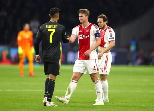 Ajax Amsterdam vs Juventus
