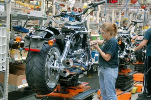 Pabrik Harley Davidson
