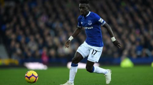 Idrisa Gueye menjadi pemain buruan PSG