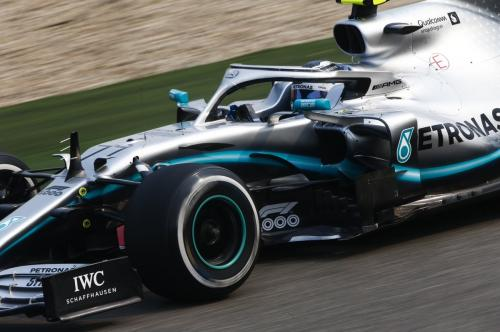 Valtteri Bottas (Foto: Mercedes AMG Petronas/Twitter)