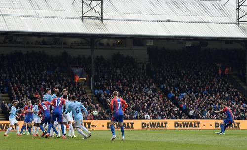 Crystal Palace vs Man City