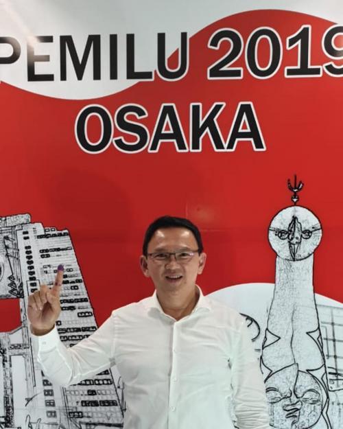 Ngamuk Terekam Kamera, Ahok: Gue Udah Berusaha Enggak