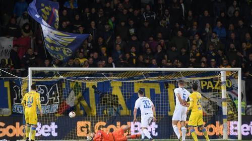 Inter Milan menang di markas Frosinon