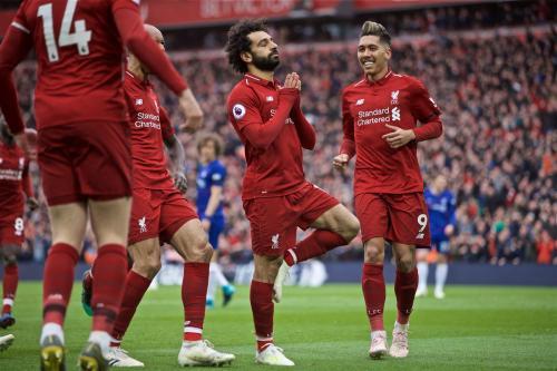 Liverpool (Foto: Liga Inggris)