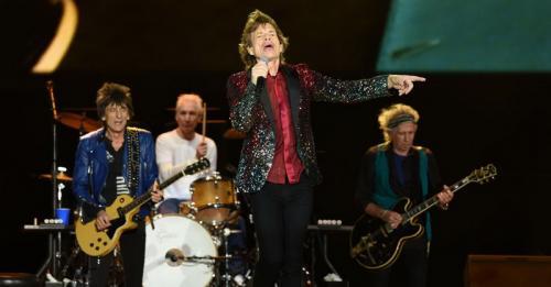 Rolling Stones (Foto: Ist)