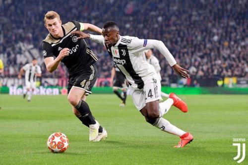 Juve vs Ajax