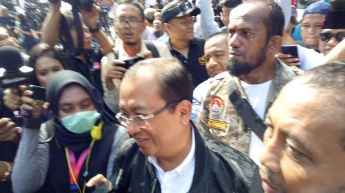 Priyo Budi Santoso. (Foto : Okezone.com/Puteranegara Batubara)