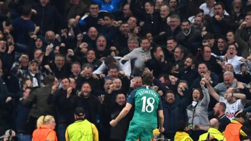 Fernando Llorente saat masih berseragam Tottenham