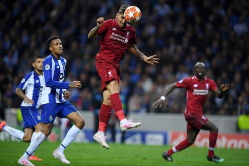 FC Porto vs Liverpool