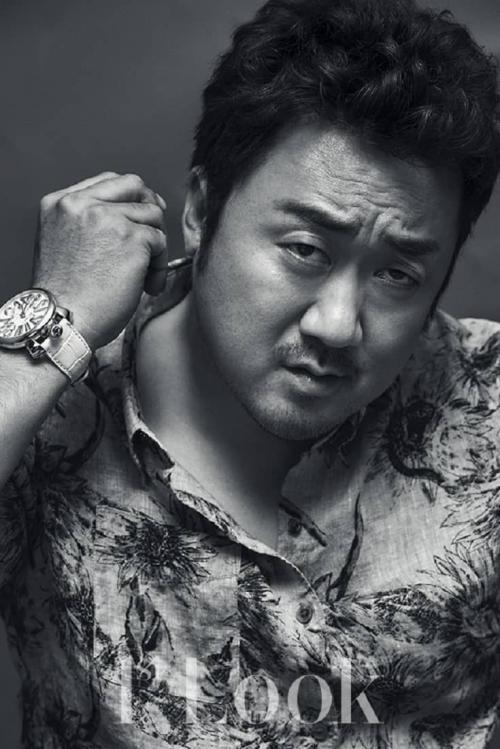 Ma Dong Seok.