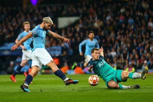 Laga Manchester City vs Tottenham Hotspur
