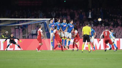 Napoli vs Arsenal (Foto: UEFA)