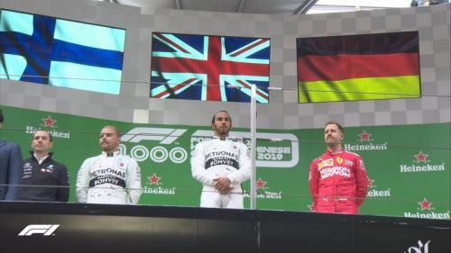 F1 GP China 2019
