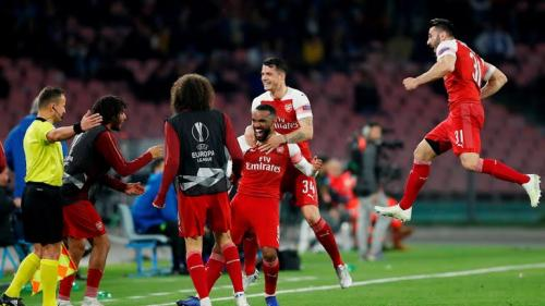 Arsenal (Foto: UEFA)