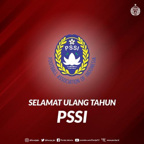 PSSI (Foto: Twitter/@Persija_Jkt)