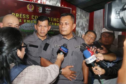 Ketum PB Perbakin, Letjen TNI Joni Supriyanto