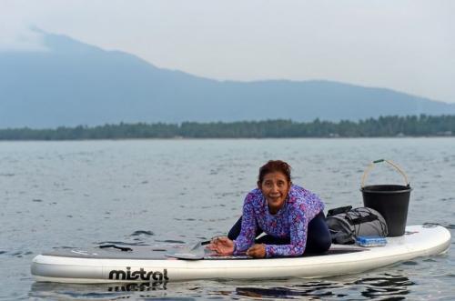 Susi main Paddle