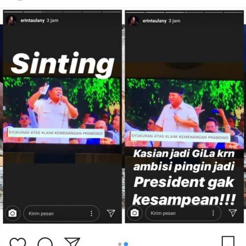 Erin Taulany Hina Prabowo (Ig)