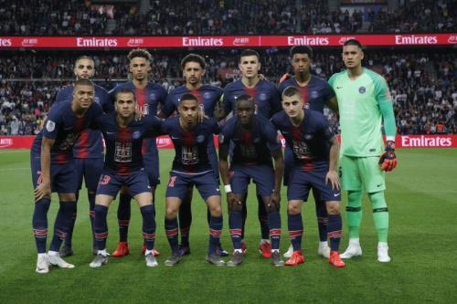 Paris Saint-Germain (Foto: Twitter PSG)