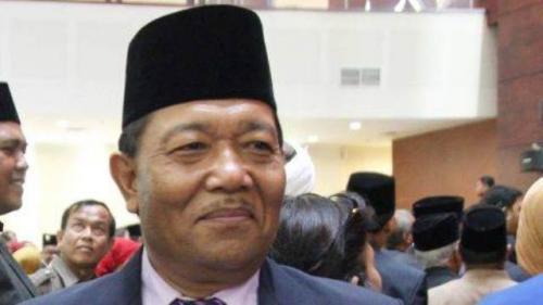 Bupati Mandailing Natal Dahlan Hasan Nasution. (Foto: Ist)
