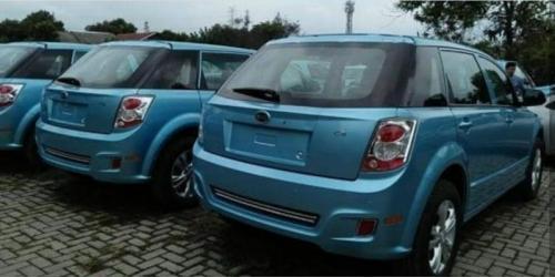 Mobil listrik BYD