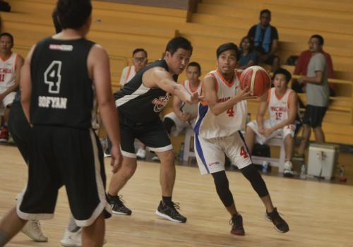 Tim Basket MNC