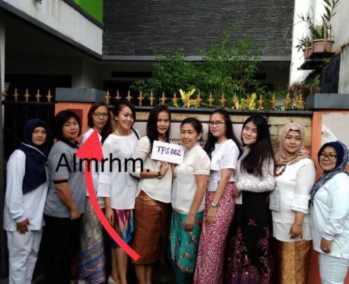 Petugas KPPS Kota Bogor Meninggal Dunia (foto: Ist)