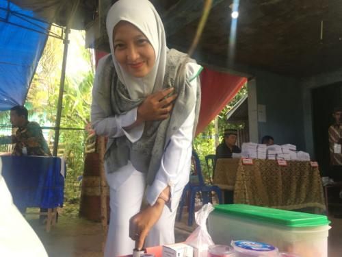 2 TPS di Bengkulu Gelar Pemungutan Suara Ulang (PSU) karena Adanya Pelanggaran Administrasi (foto: Demon Fajri/Okezone)