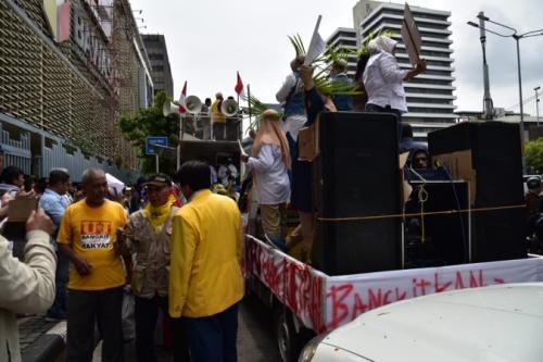 Demo Bawaslu