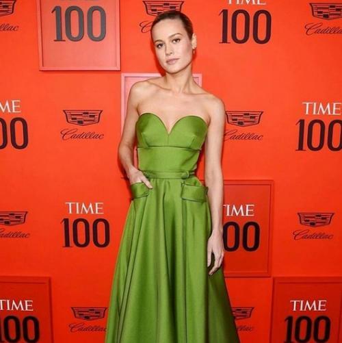 Brie Larson. (Foto: IG)