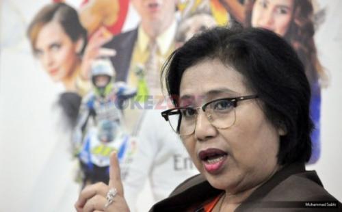 Ketua DPP Partai Nasdem, Irma Suryani Chaniago. (Foto : Okezone.com)