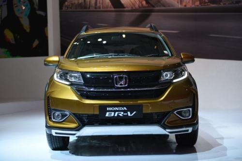 Honda BR-V versi penyegaran
