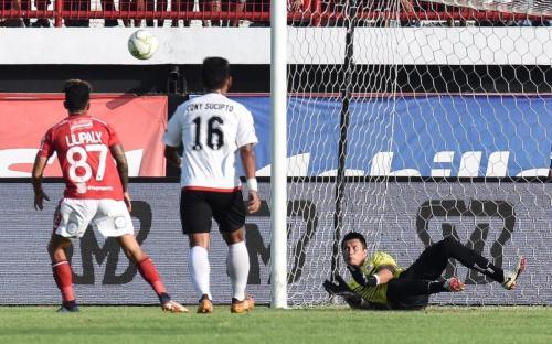 Bali United vs Persija Jakarta (Foto: Twitter Persija)