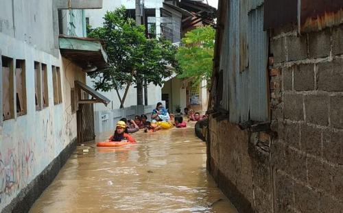 Banjir Cililitan