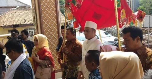 Pernikahan Muzdalifah