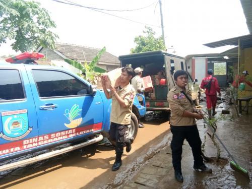 Banjir Tangsel