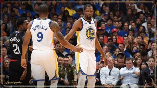 Golden State Warriors (Foto: Twitter)