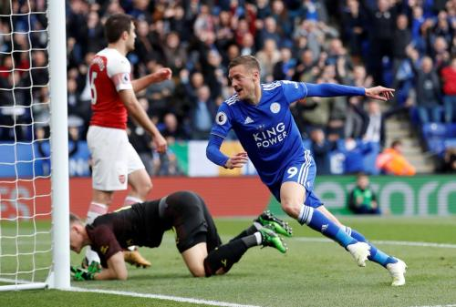 Laga Leicester City vs Arsenal