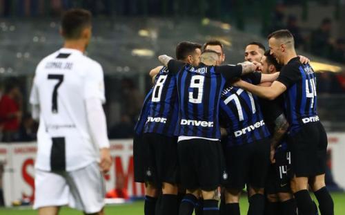 Inter Milan vs Juventus (Foto: Situs resmi Inter Milan)