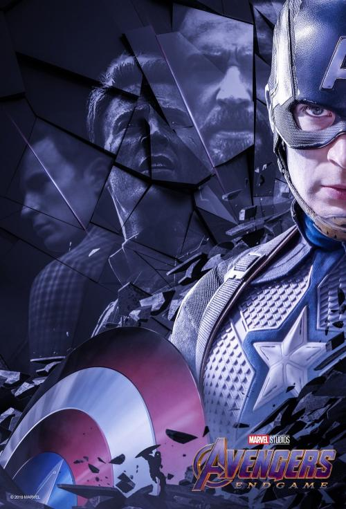 Avengers: Endgame dipastikan mengungguli Avatar sepanjang akhir pekan ini dengan selisih pendapatan USD1,7 juta. (Foto: Marvel Studios)